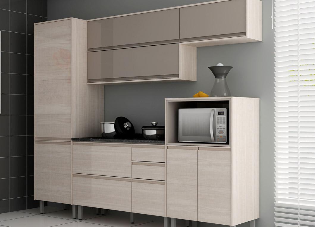 Cozinha Completa Itatiaia Bel Ssima De Madeira C 5 Pe As Cz05 At