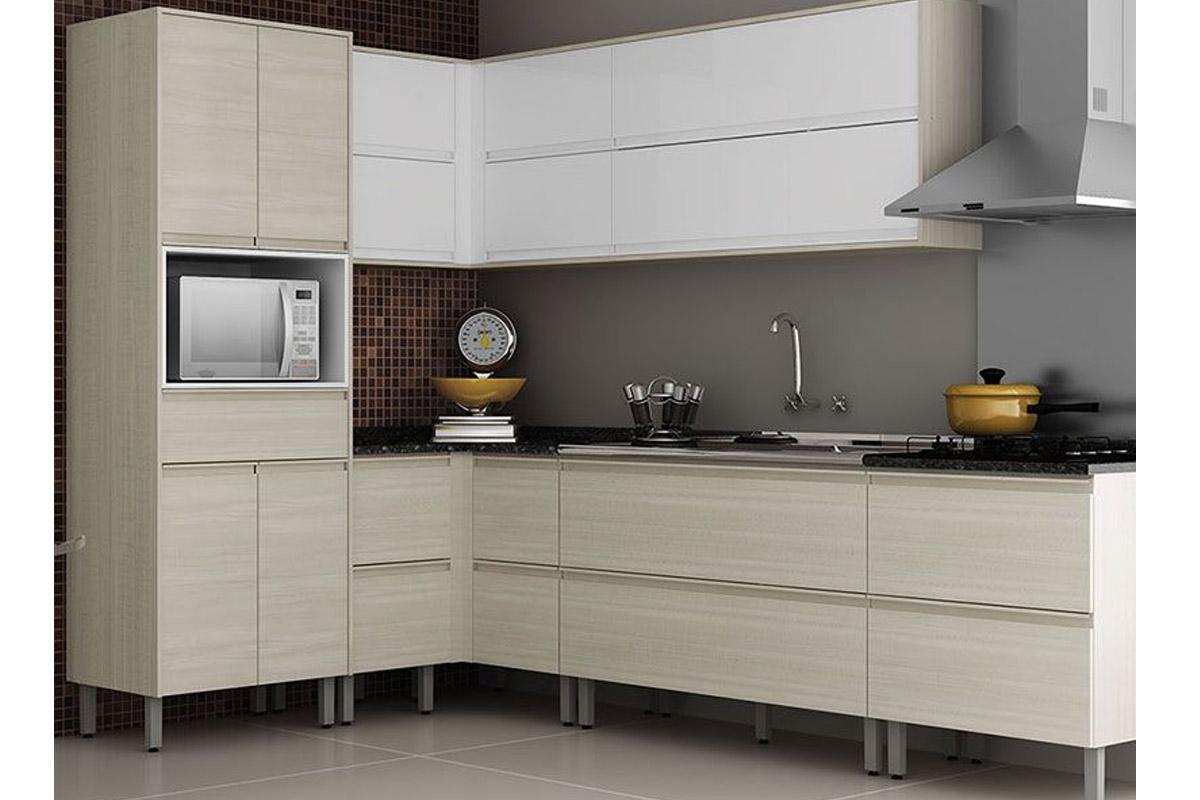 Cozinha Completa Itatiaia Bel Ssima De Madeira C 6 Pe As Cz10 At