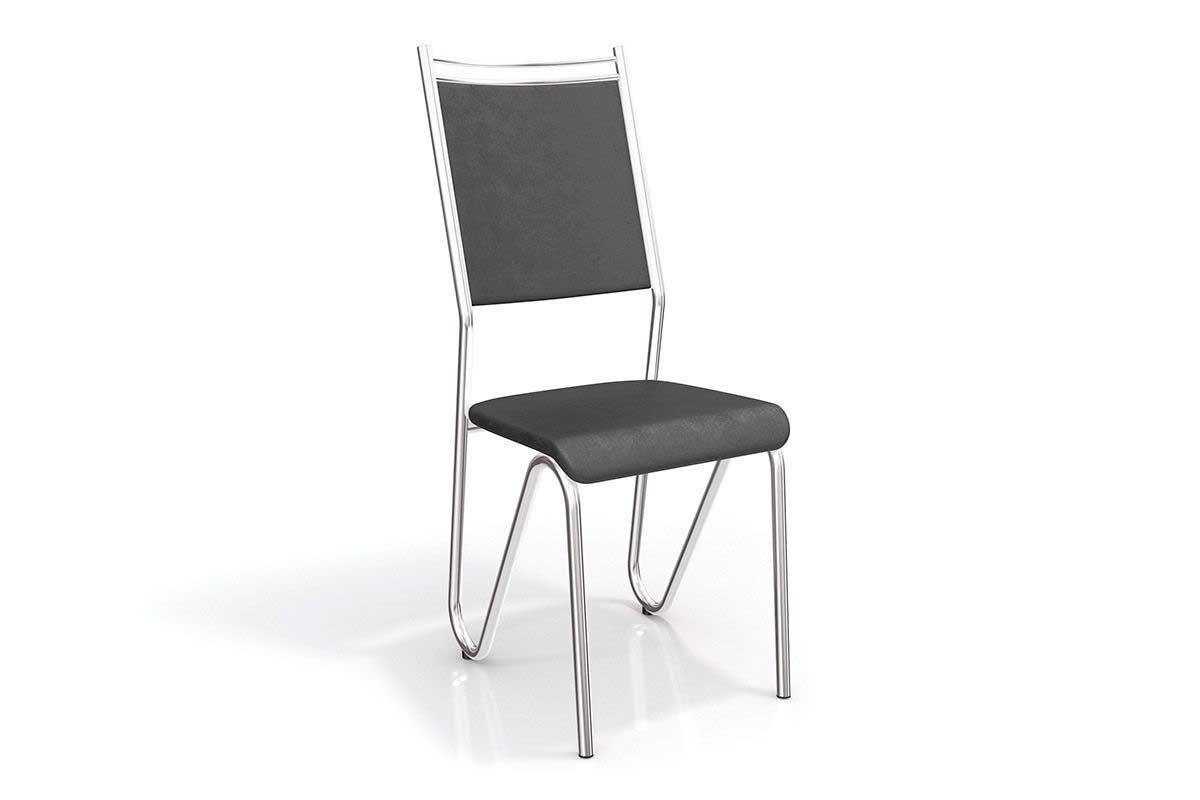 Cadeiras Kappesberg Londres Cromada 2C056CR
