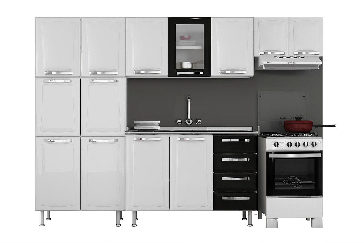 Cozinha Completa Itatiaia Itanew De A O C 4 Pe As Cz16 At 40 Off