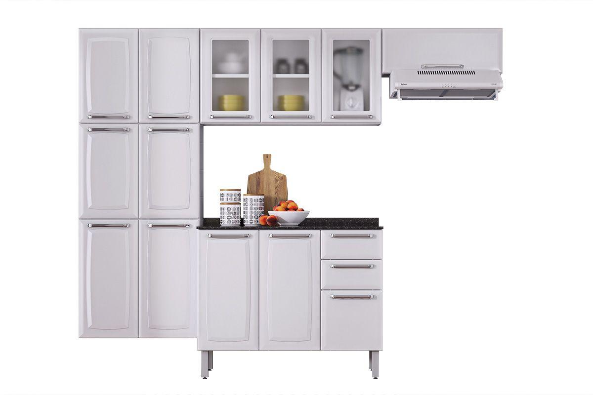 Cozinha Completa Itatiaia Luce De A O C 4 Pe As Cz28 At 40 Off
