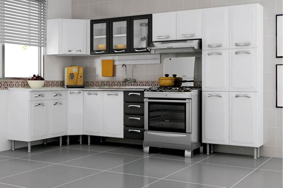 Cozinha Completa Itatiaia Premium De A O C 7 Pe As Cz23 At 40 Off