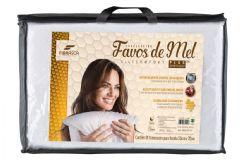 Travesseiro Fibrasca Silicomfort Favos de Mel PLUS D20 - 4945