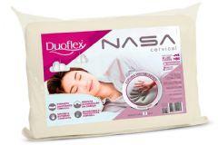 Travesseiro Duoflex Nasa Cervical Anatômico Viscoelástico NN2100