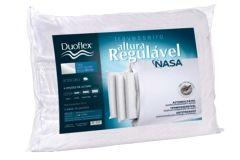 Travesseiro Duoflex Altura Regulável Nasa Viscoelástico RN1100