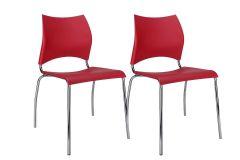 Caixa c/ 2 Cadeiras Carraro 357