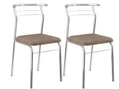 Caixa c/ 2 Cadeiras Carraro 1708