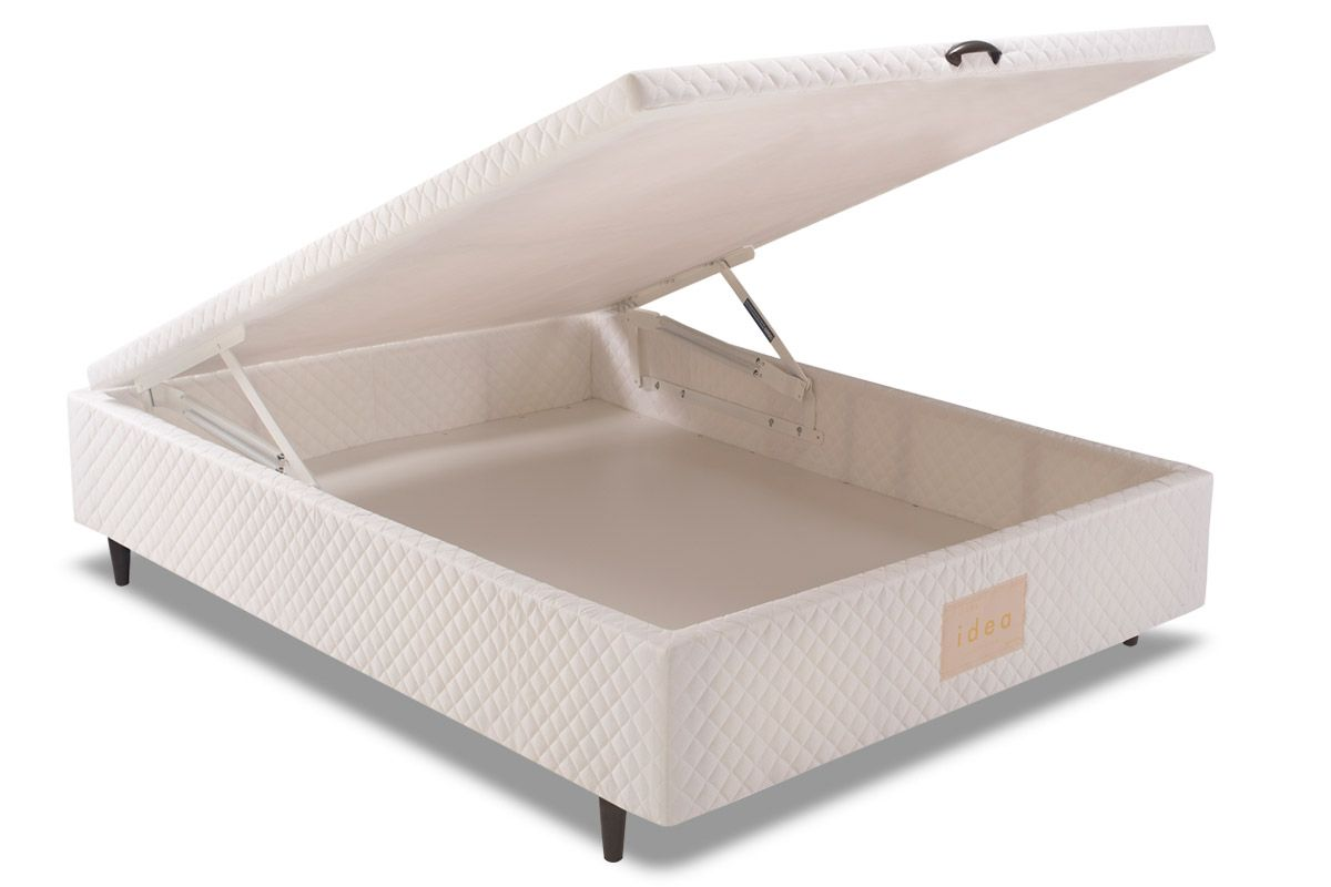 Cama Box Baú Herval MH 1800 Idea