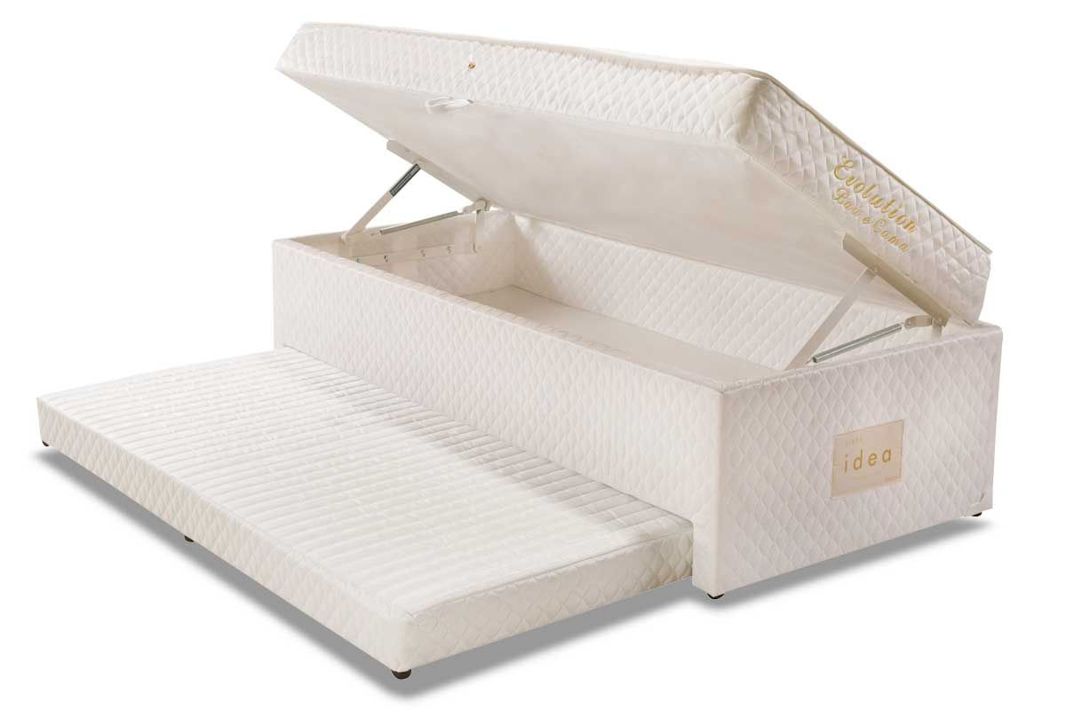 Conjugado Box Herval Molas Bonnel Evolution c/Auxiliar
