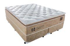 Colchão Sealy Molas Posturepedic Doux Confort