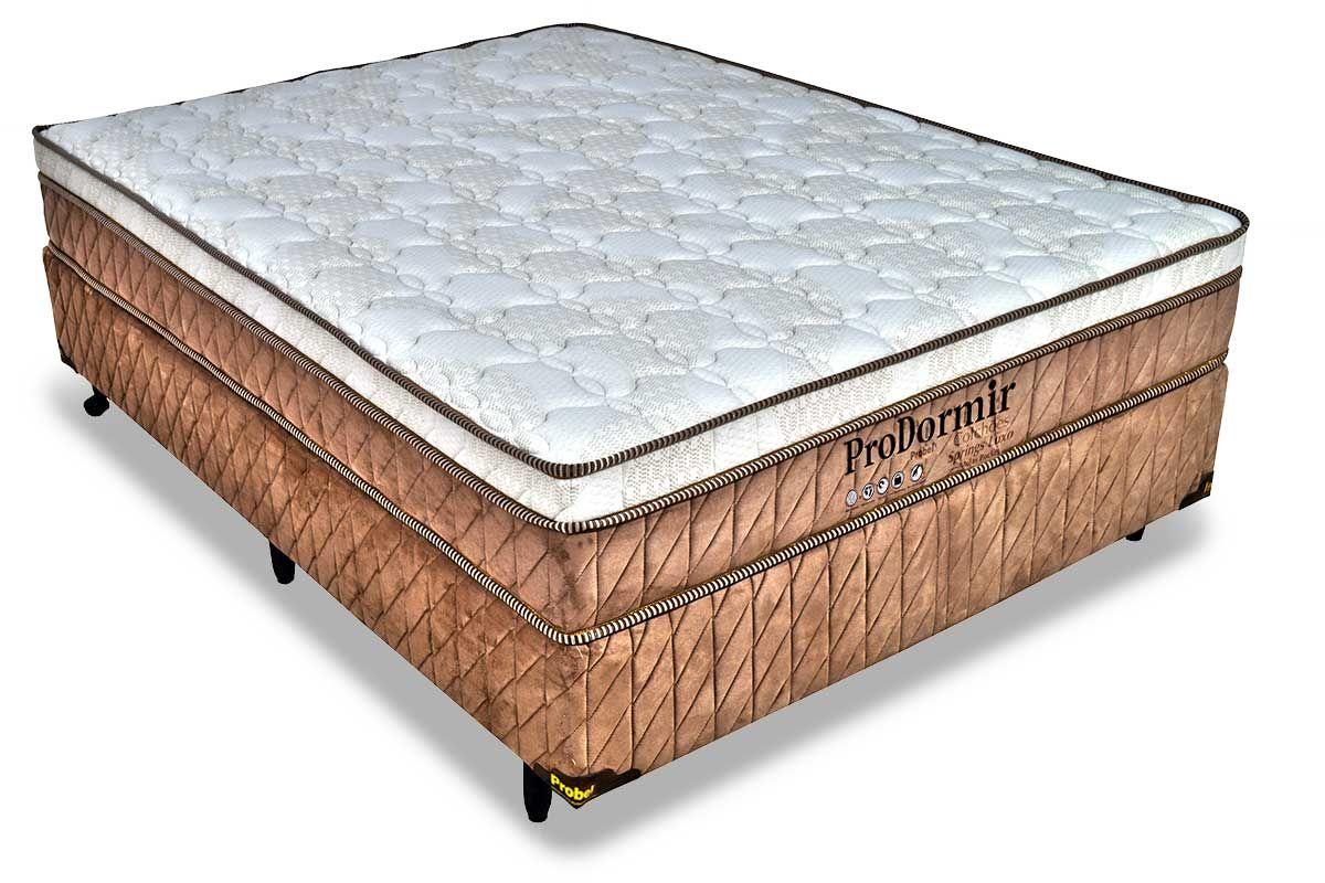 Colchão Probel Molas Pocket ProDormir Springs Luxo