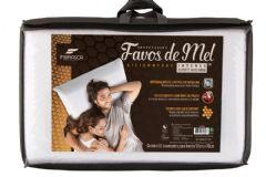 Travesseiro Fibrasca Silicomfort Favos de Mel INTENSE D30 - 4898