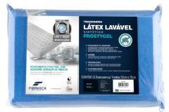 Travesseiro Fibrasca Frostygel Sensação Frescor T.Látex