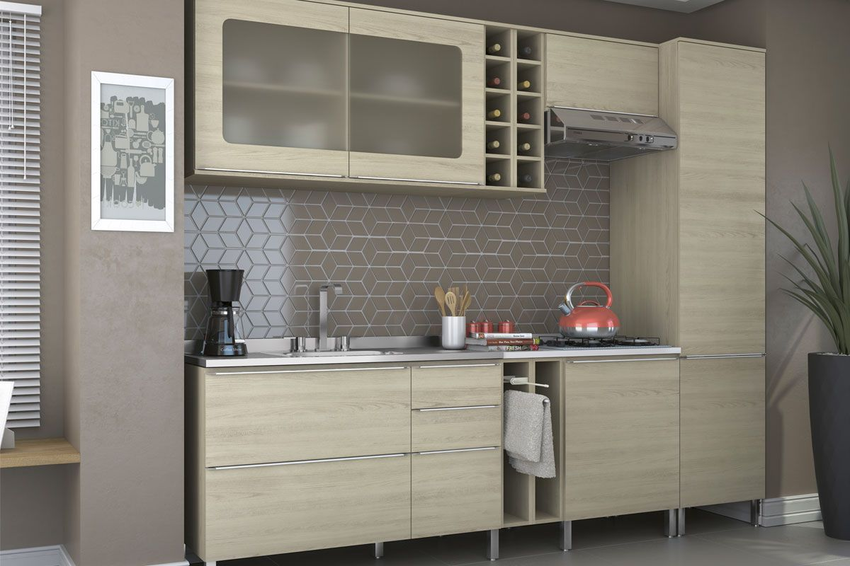 Cozinha Completa Kappesberg Versatti C 13 Pe As Cz47 At 40 Off