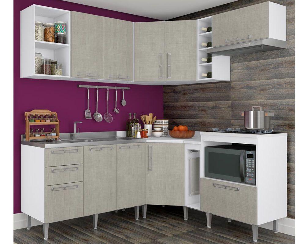 Cozinha Completa Art In M Veis Mia Coccina C 12 Pe As Cz46 S Pia
