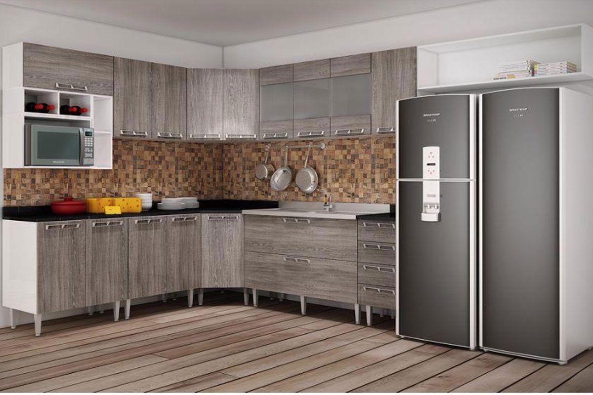 Cozinha Completa Art In M Veis Mia Coccina C 17 Pe As Cz47 At 40