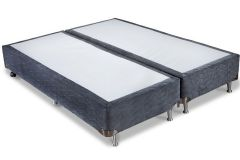Cama Box Base Orthocrin Sommier Plus Chumbo