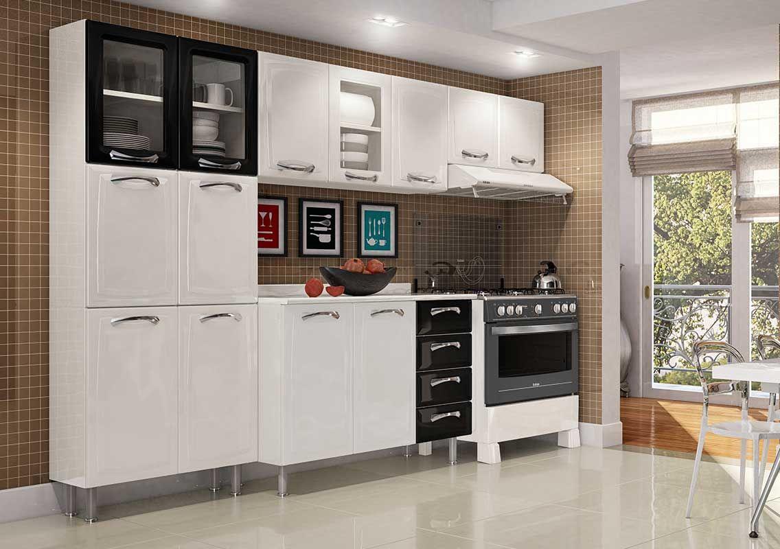 Cozinha Completa Itatiaia Premium De A O Cz54 At 40 Off Filhao Com