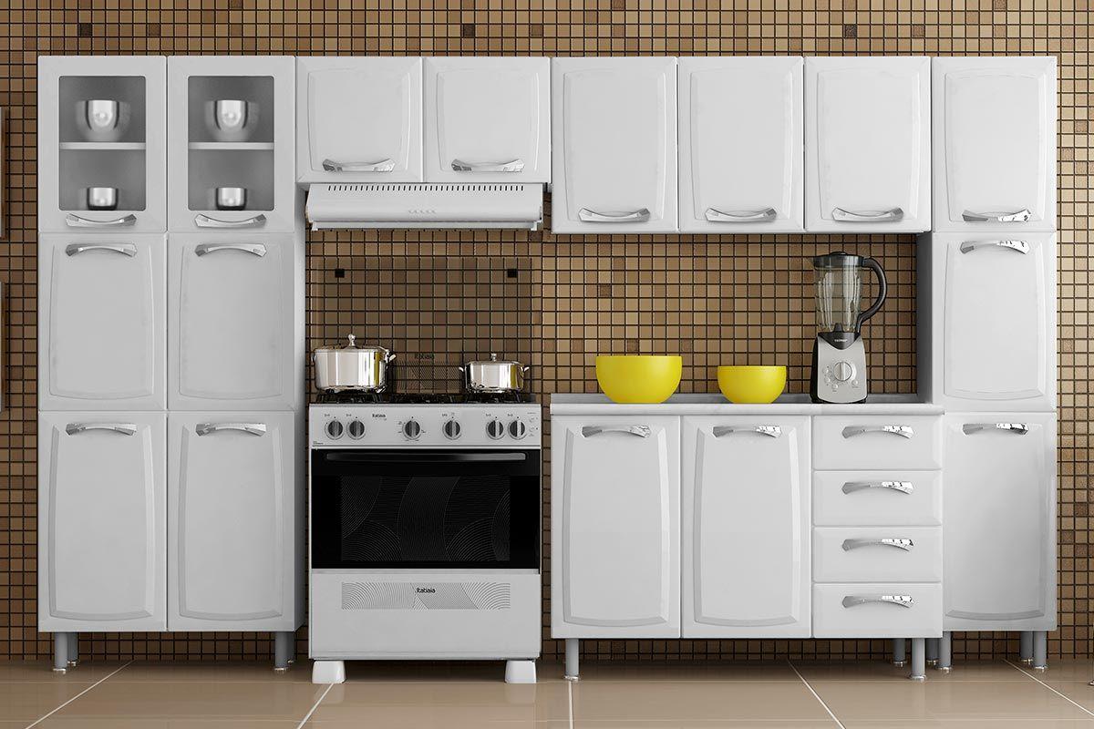 Cozinha Completa Itatiaia Premium De A O C 5 Pe As Cz67 At 40 Off
