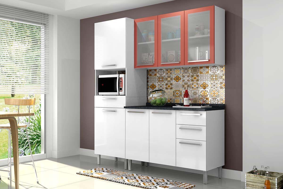 Cozinha Completa Itatiaia Dandara De A O C 3 Pe As Cz At 40 Off