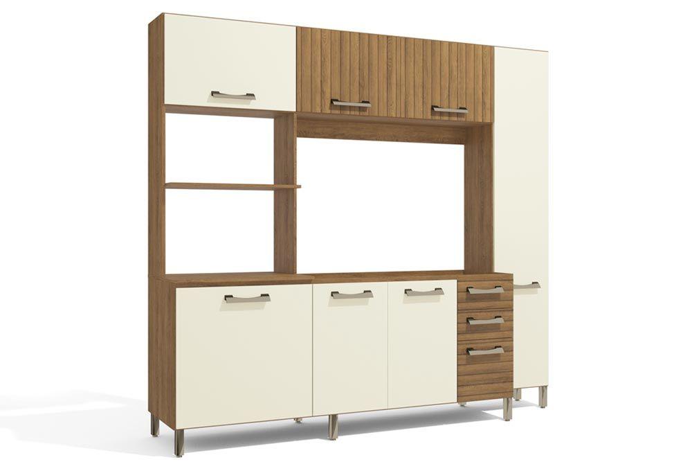 Kit de Cozinha Kappesberg E780 Compacta até 40% OFF Filhao.com #5F4C38 1263 800
