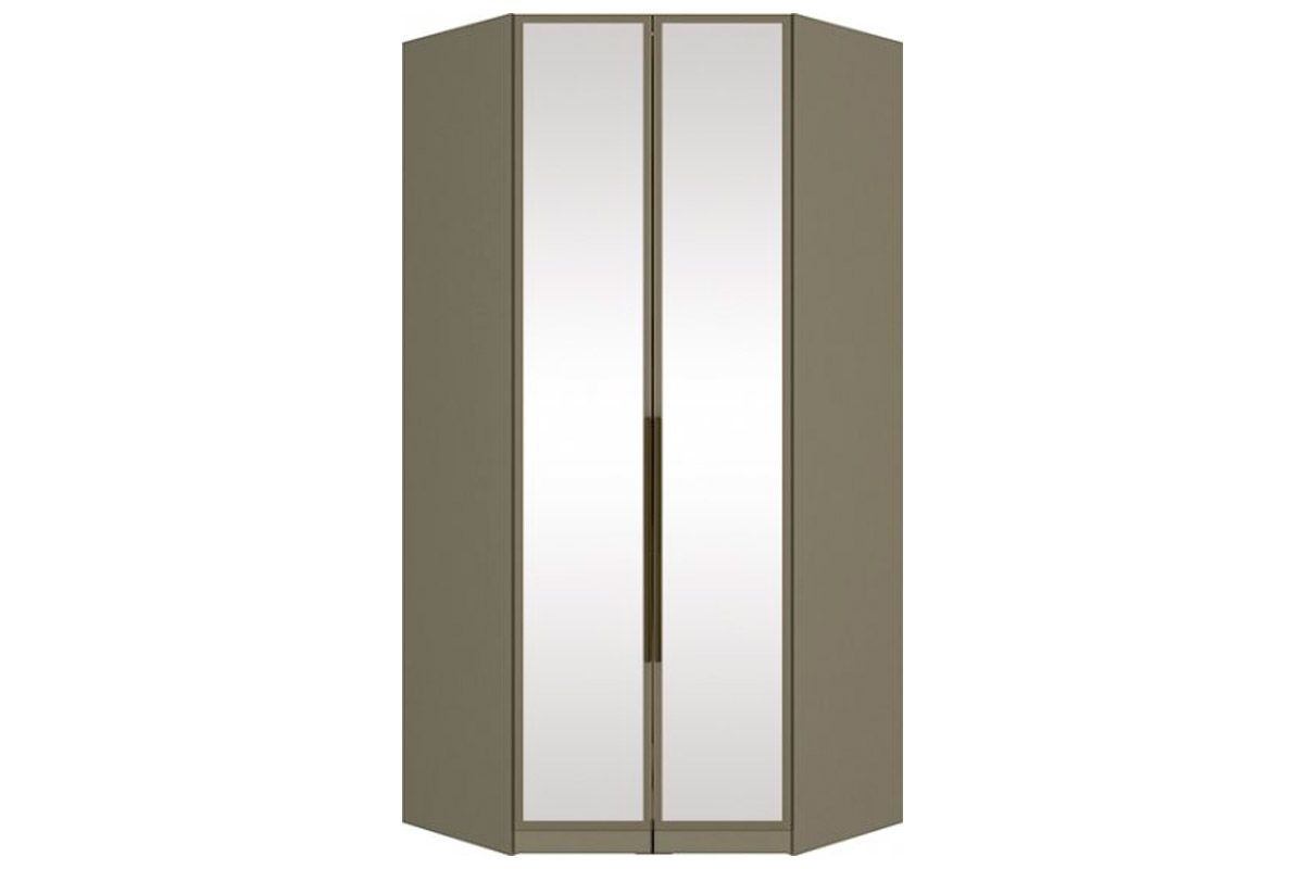 Guarda Roupa / Roupeiro Closet de Canto Henn Exclusive 2 Portas
