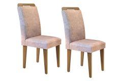 Cadeira Rufato Athenas Mdf Imbuia