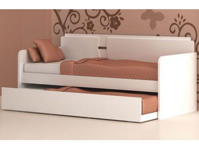 Sof cama play henn com cama auxiliar at 40 off - Cama divan infantil ...