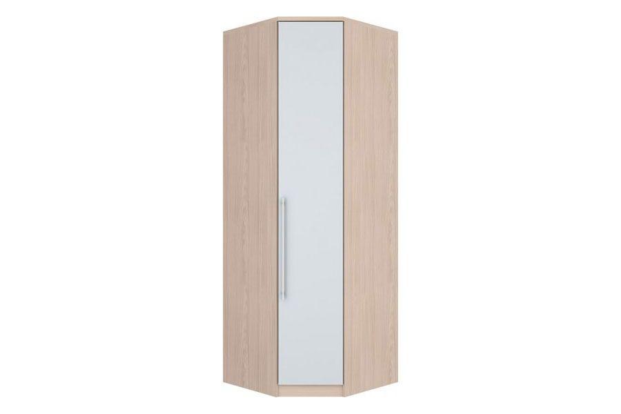 Guarda Roupa Closet de Canto Oblíquo Henn Diamante c/ 1 Porta (Componível)