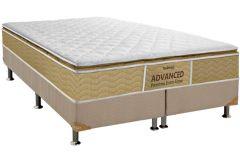 Colchão Espuma ProDormir Advanced Premium Extra Firme Pillow Top