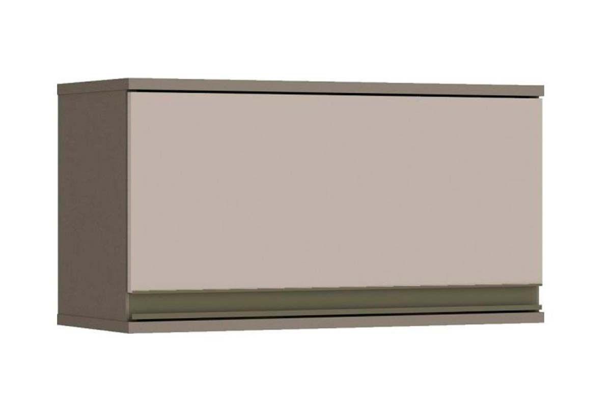 Armário de Cozinha Aéreo Henn Connect 1 Porta Basculante 60cm