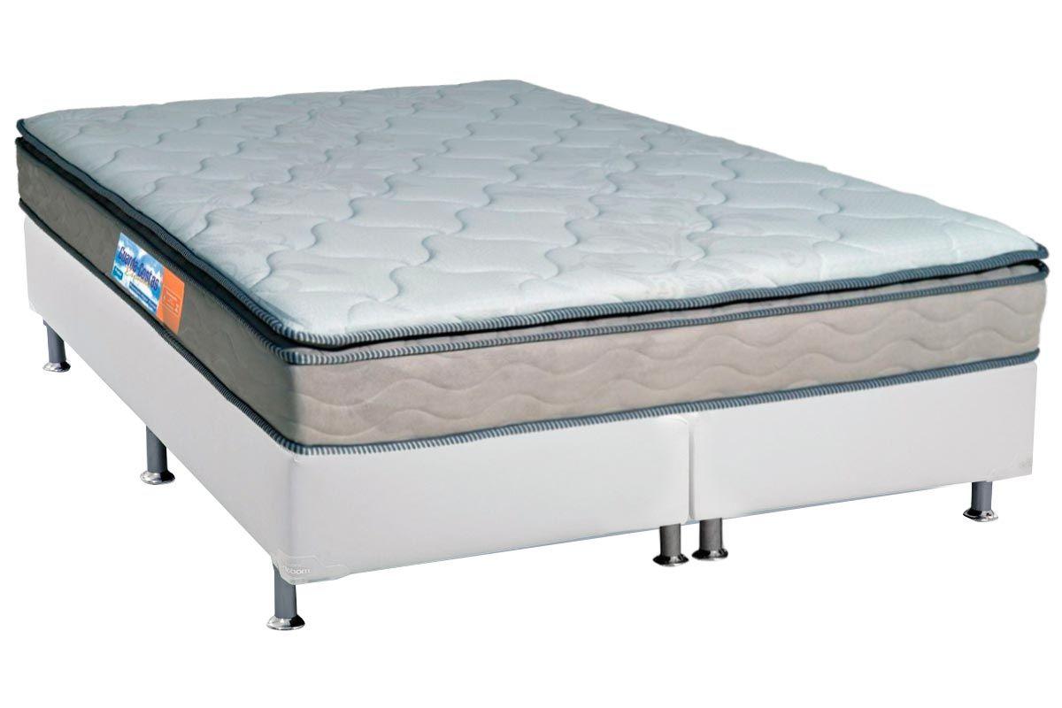 Colchão Probel de Espuma Guarda Costas Premium Hiper Firme Pillow Top
