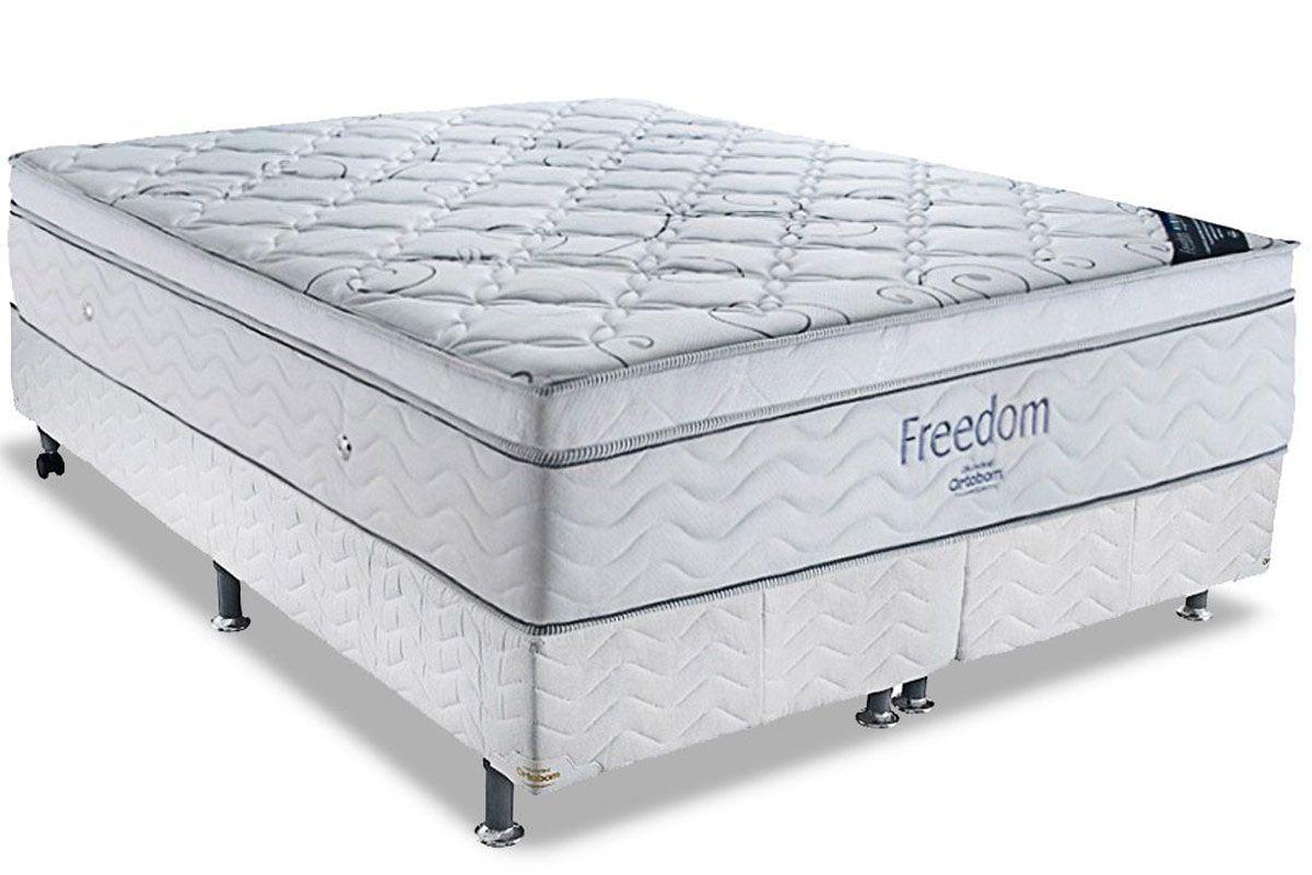 Colchão Ortobom Freedom Pocket Piliow