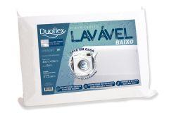 Travesseiro Duoflex Lavável Baixo LV3200
