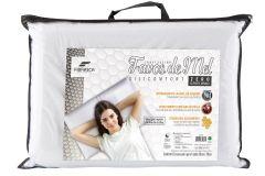 Travesseiro Fibrasca Silicomfort Favos de Mel ZERO - 4085