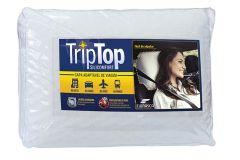 Travesseiro de Viagem Fibrasca TripTop c/ Íons de Prata