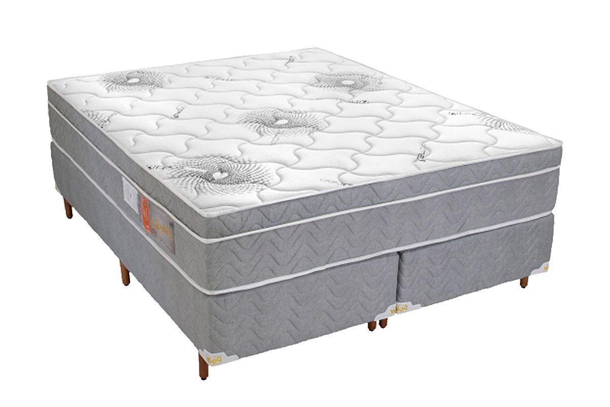 Colchão Polar Espuma Orthopédica Orthoface Vip Euro Pillow