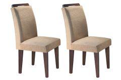 Cadeira Rufato Athenas Mdf Café