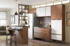Cozinha Completa Multimóveis Calábria 5464 6 Peças