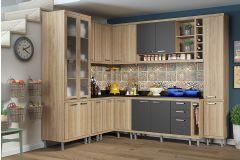 Cozinha Completa Multimóveis Sicília 5805 10 Peças