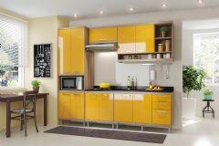 Cozinha Completa Multimóveis Sicília 5809 6 Peças