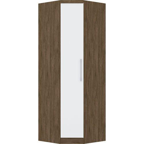 Guarda Roupa Closet de Canto Santos Andirá Soft c/ 1 Porta