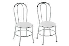 Conjunto de 2 Cadeiras Pozza PC01