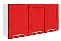 Armário de Cozinha Triplo Bertolini Colors 6009 3 Portas 105cm