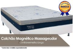 Colchão SImbal Magnetic Atomic  c/ Infravermelho Longo c/ Massagem