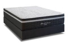 Colchão Kappesberg de Molas Pocket Black Intense Euro Pillow