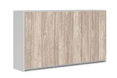 Armário de Cozinha Modulada Nicioli Kali 3042 3 Portas 120cm