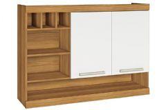 Armário de Cozinha Modulado Nesher Burguesa 2 Portas 120cm
