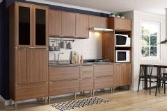 Cozinha Modulada Multimóveis Calábria 5451 6 Peças