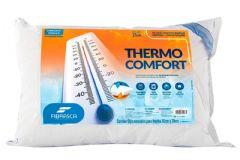 Travesseiro Fibrasca Fibra Thermo Comfort Duplo Conforto
